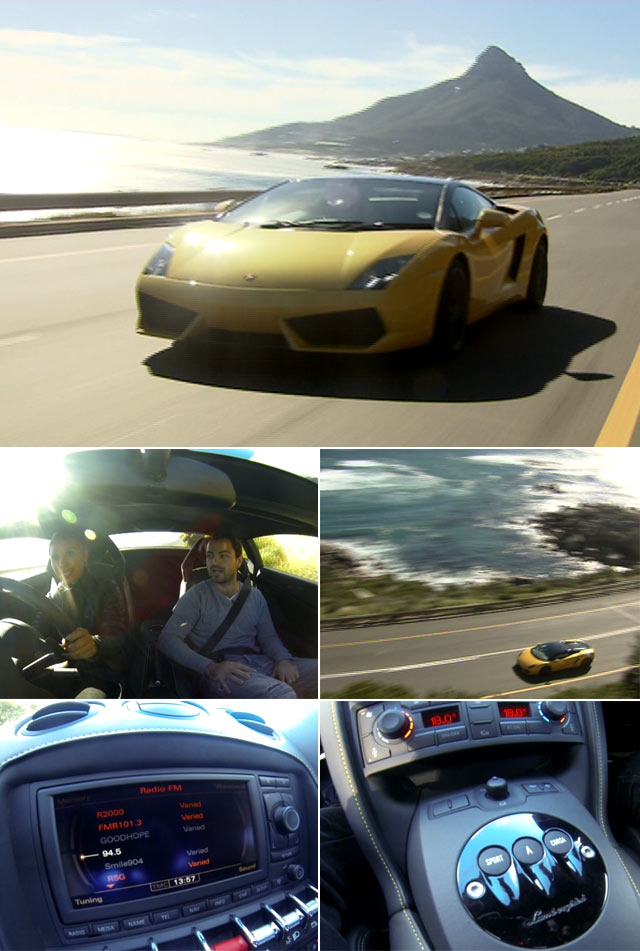 Top Billing reviews the Lamborghini Gallardo LP560-4