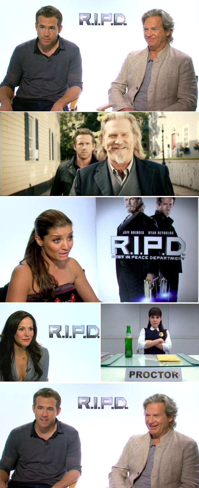 Top Billing interviews Ryan Reynolds and Jeff Bridges