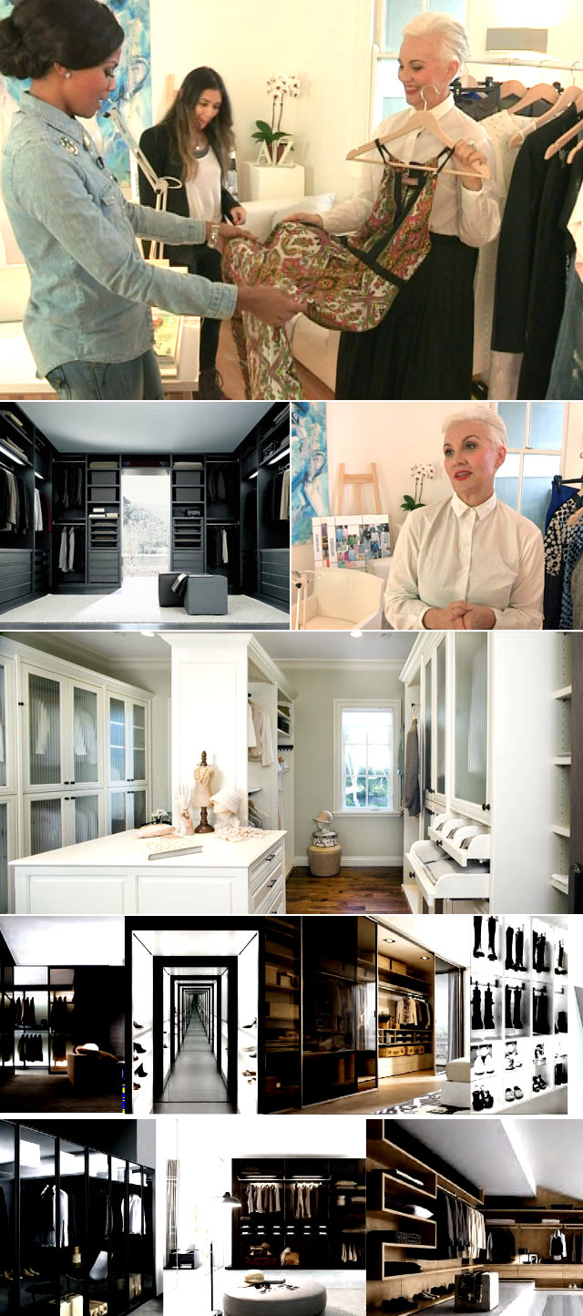 The My Top Billing Dream Home fantasy closet