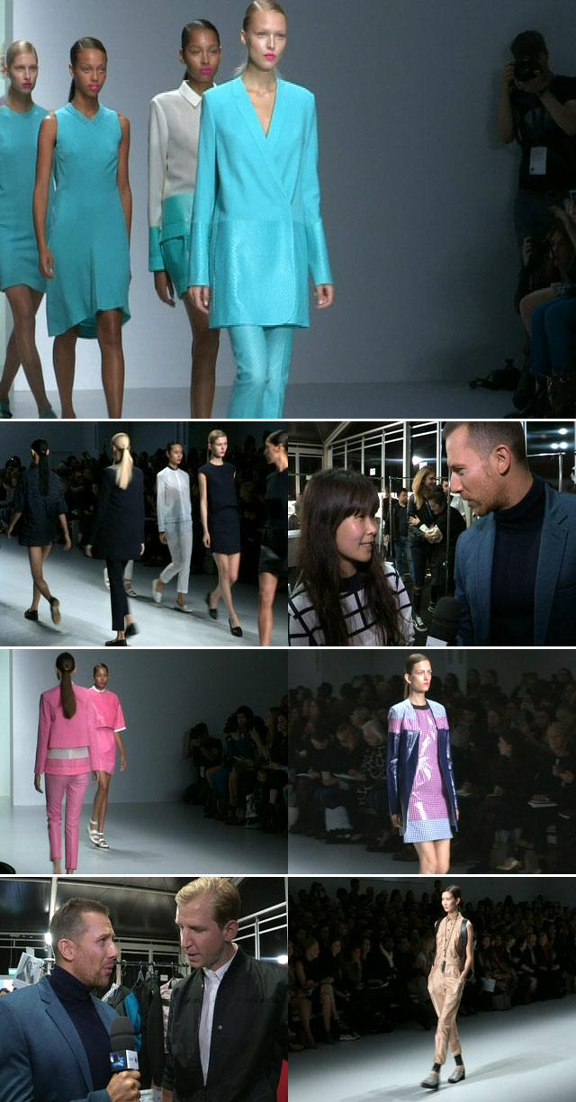 Fashion trends at London Fashion Week