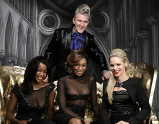 Gert-Johan Coetzee on Top Billing