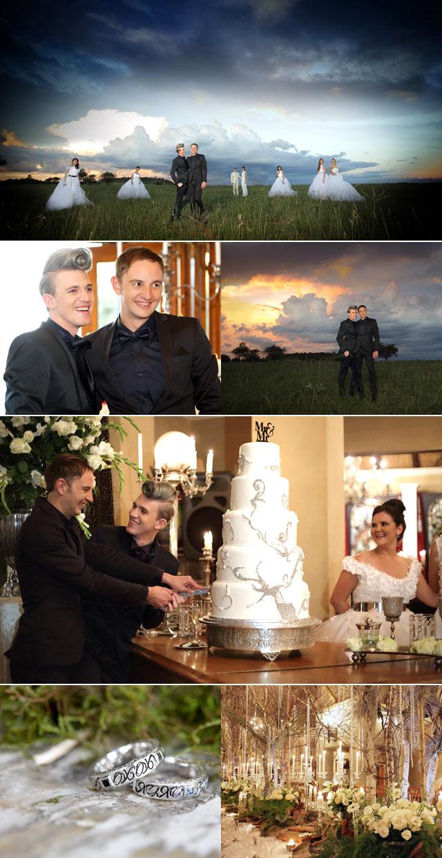 Johan coetzee wedding