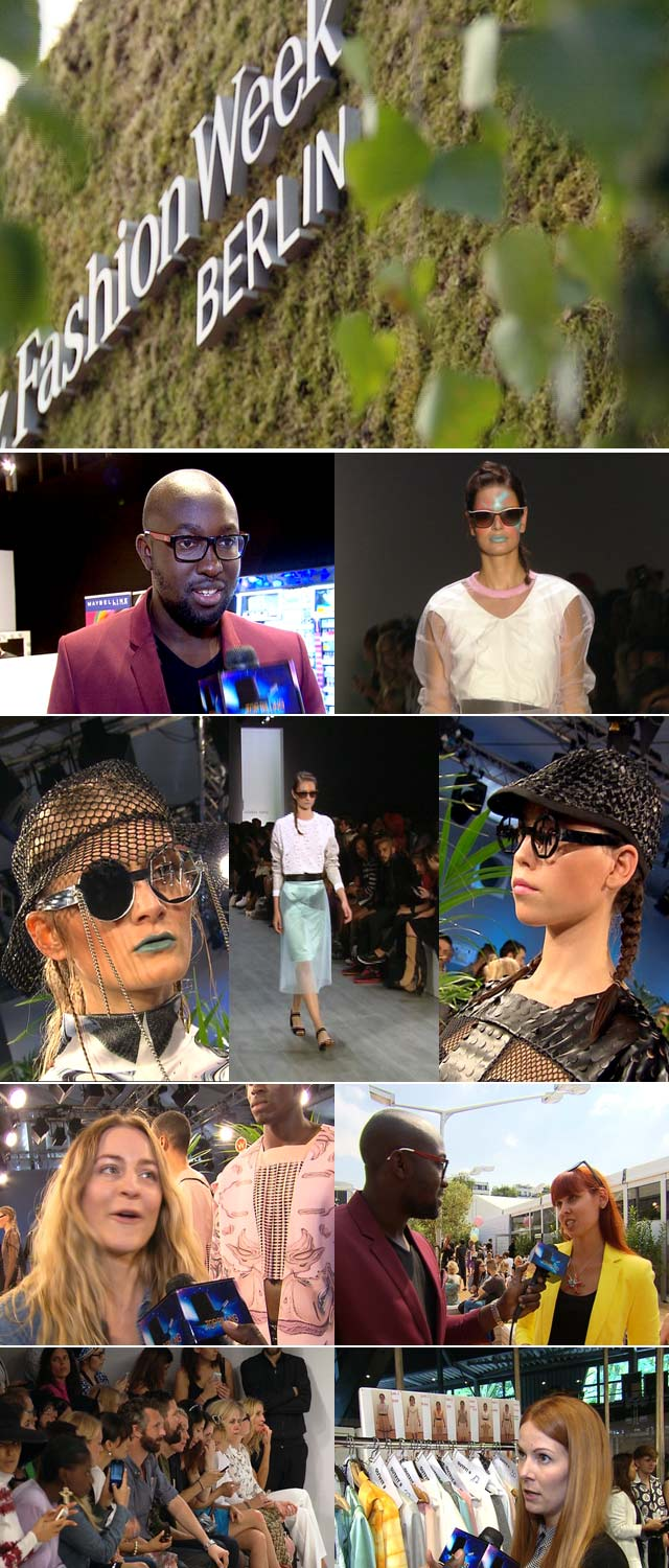 Top Billing attends Berlin Fashion Week