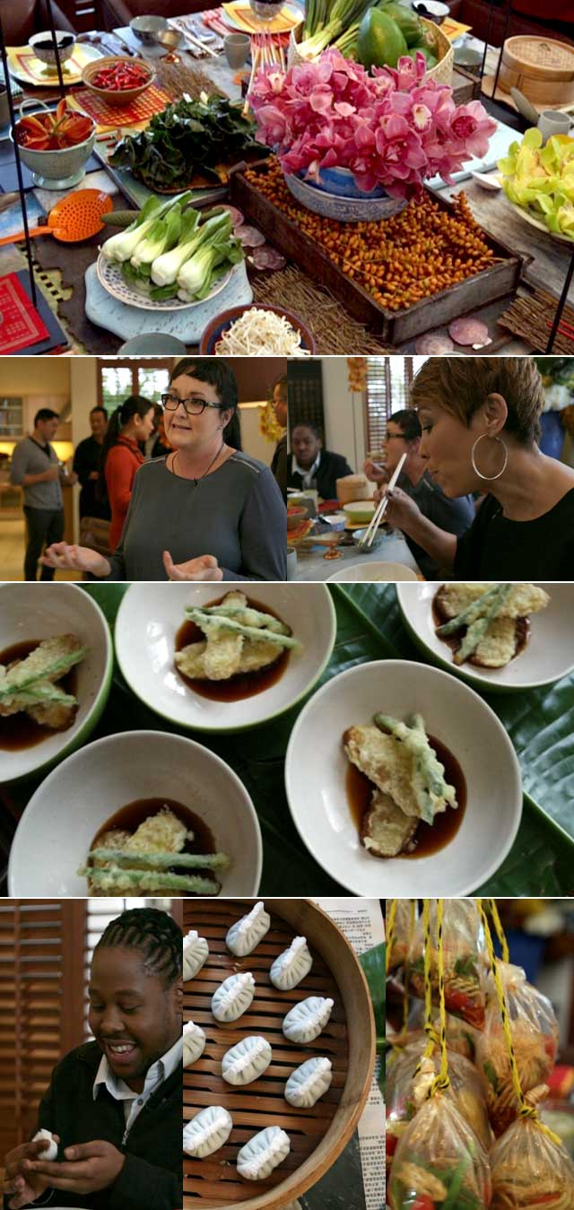 Join Ursula for a street-style dining experience with Asian food experts and amazing urban-inspired dishes that will have your mouth watering!