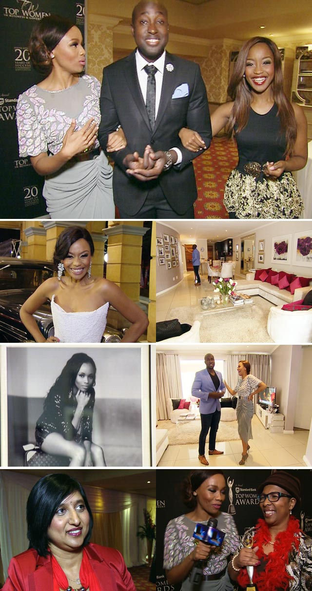 Top Billing attend the Top Women Awards