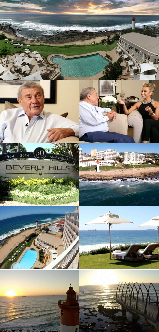 Top Billing celebrates a Beverly Hills Hotel milestone with founder Sol Kerzner