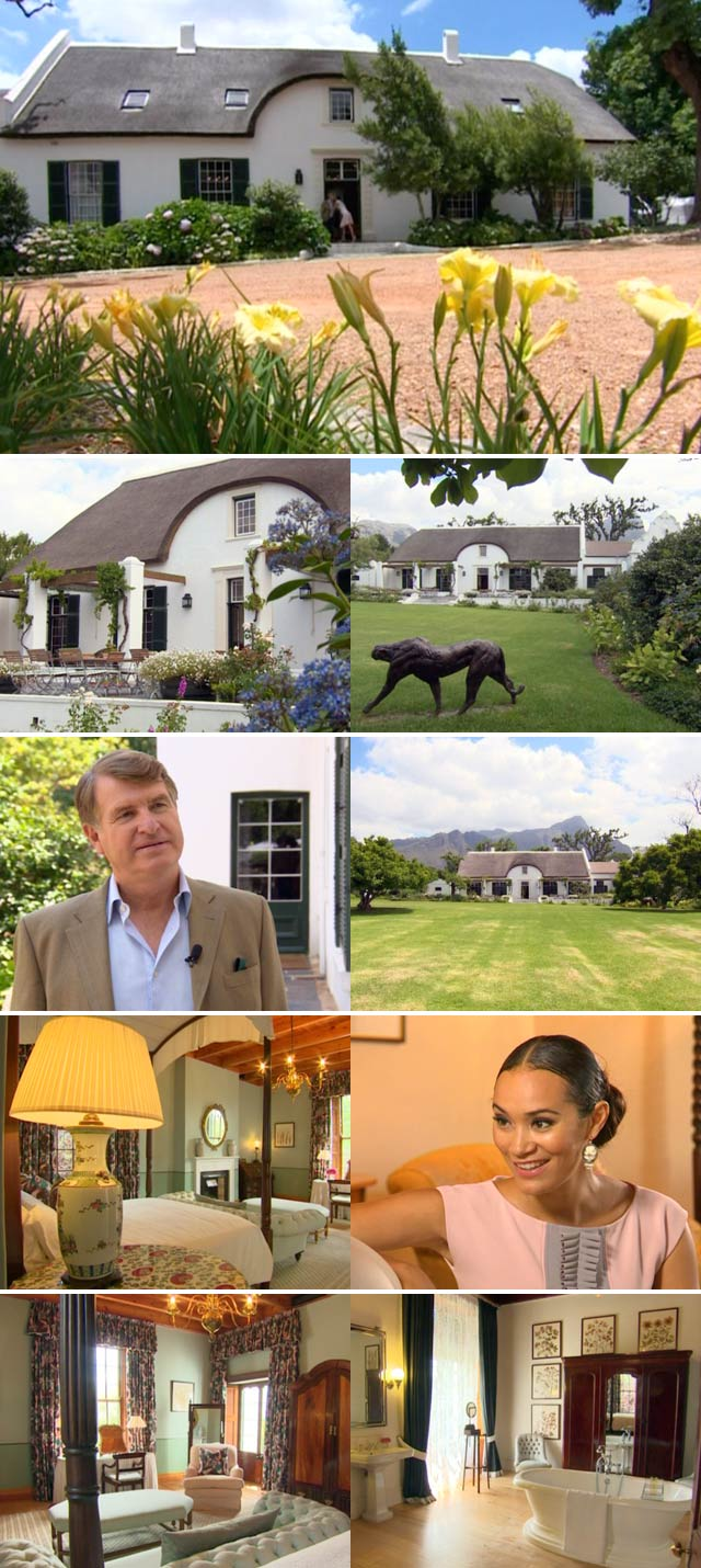 Top Billing visits the Rupert Wine Estate