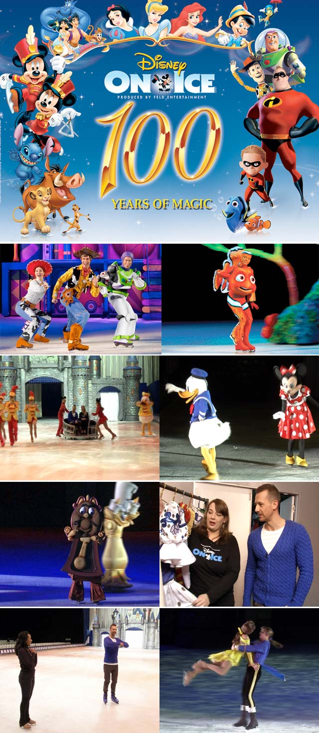 Disney on Ice on Top Billing
