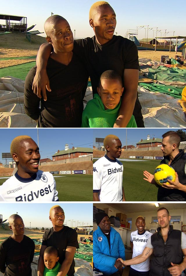 Sibusiso Vilakazi on Top Billing