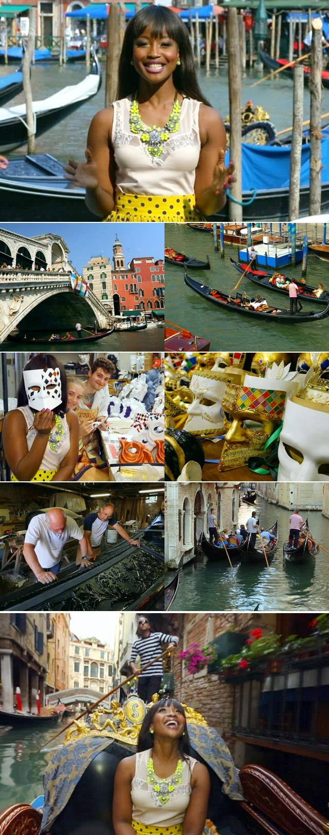 Top Billing explores Venice