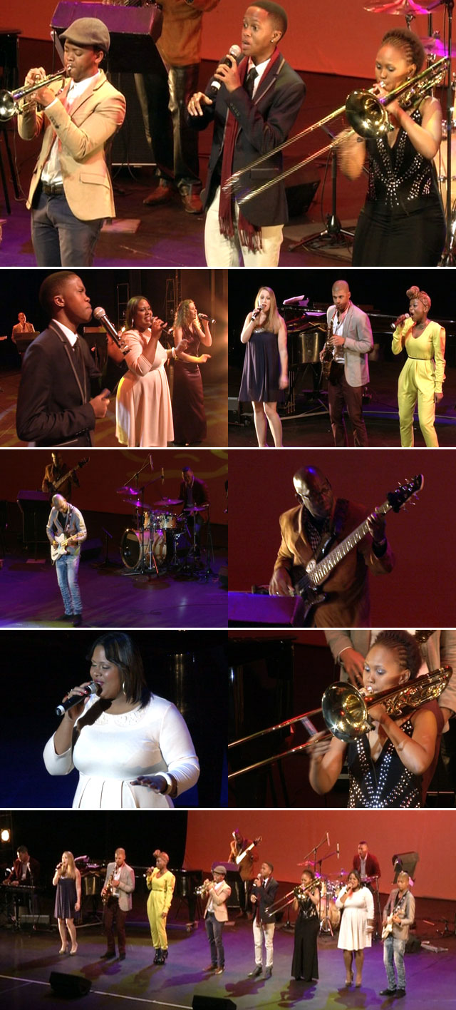Youth Jazz festival on Top Billing