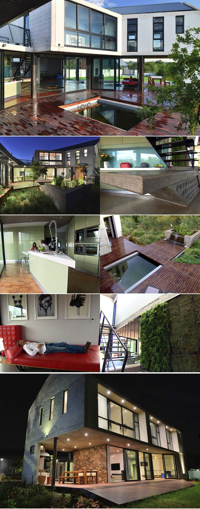 Top Billing features eco industrial home