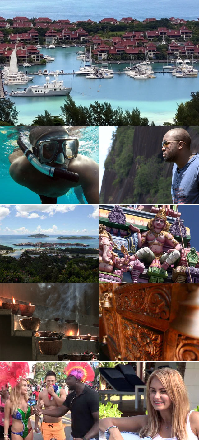 Top Billing explores the Seychelles
