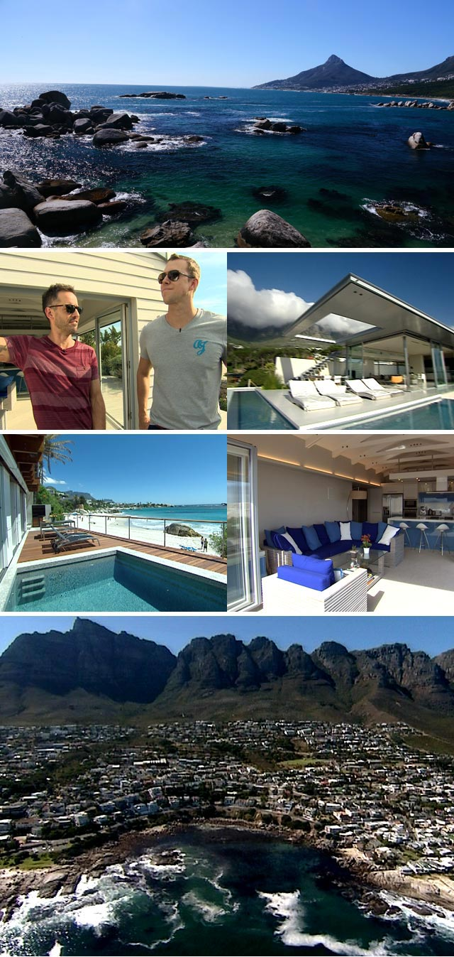 Top Billing explores Cape Town with Private Property