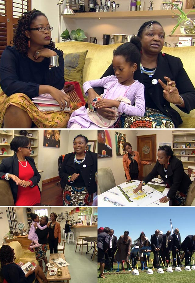 Top Billing chats to the CEO Nelson Mandela Children's Hospital