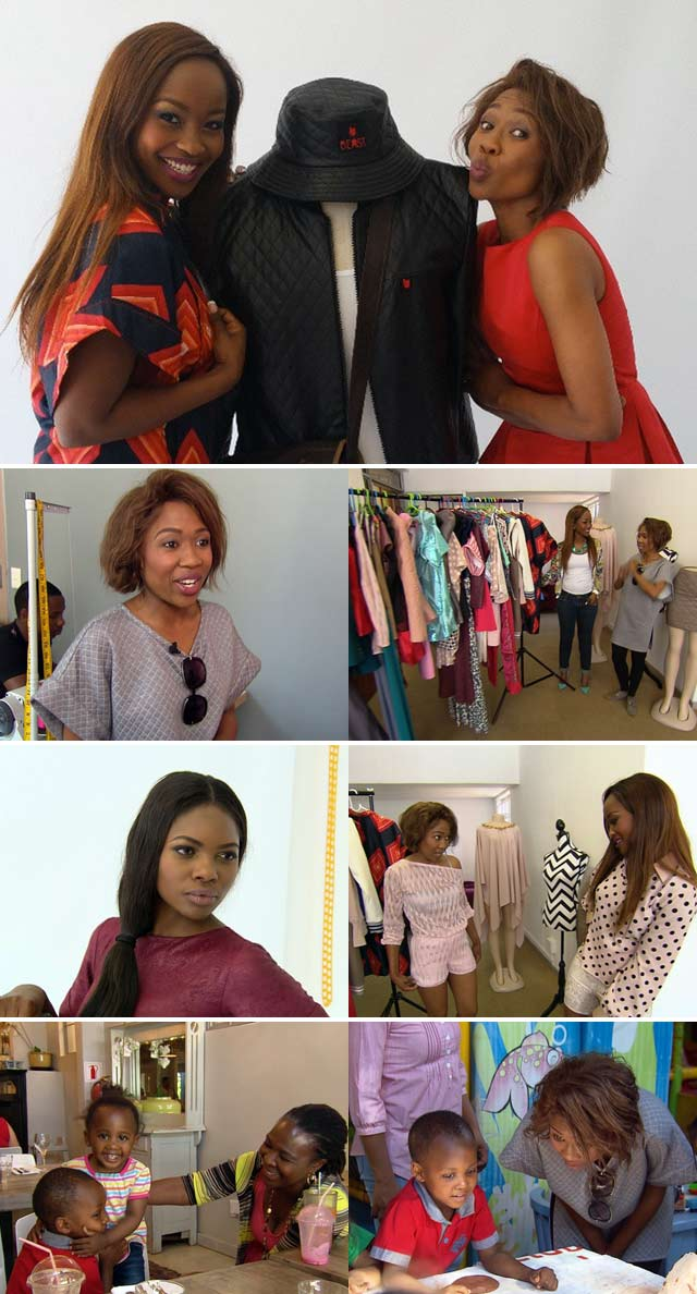Dineo Ranaka launches online fashion store