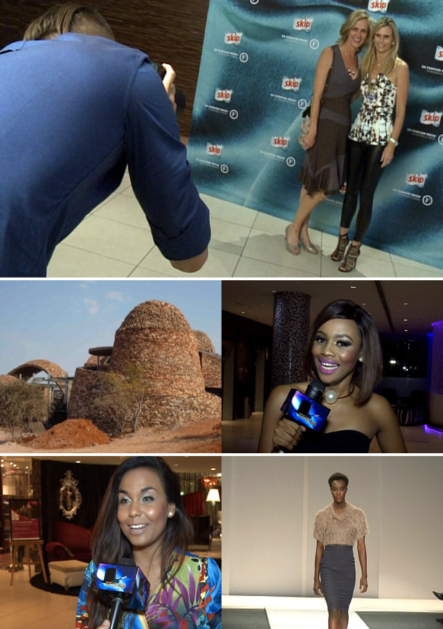 Top Billing attends SA Fashion Week for Rubicon and Colleen Eitzens shows with Skip