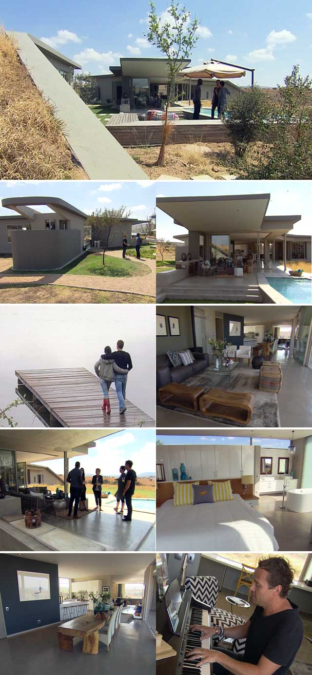 Top Billing visits the bushveld home of Watersheds lead singer Craig Hinds