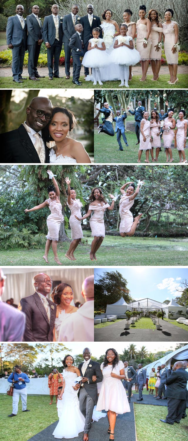 Home Affairs Minister Mausi Gigabe gets married on Top Billing