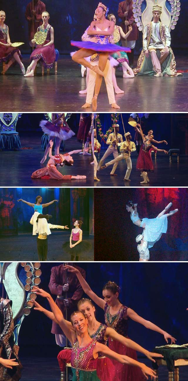 The Joburg ballet talks La Bayadere with Top Billing