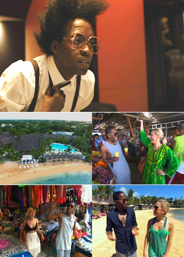 Top Billing parties with IFani in Mauritius