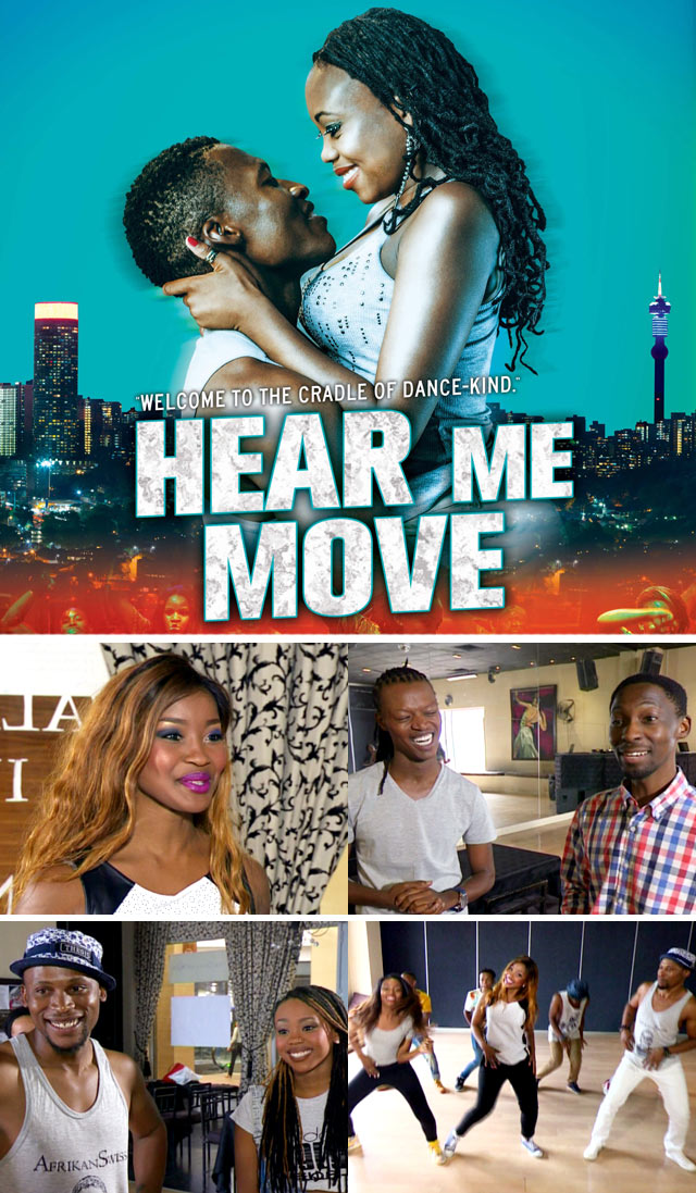 Top Billing dances with the stars of Hear Me Move
