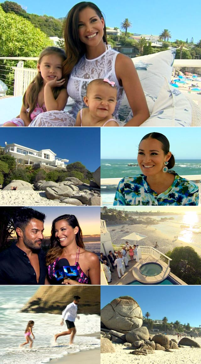Lee Ann Liebenberg and her beautiful family feature on Top Billing