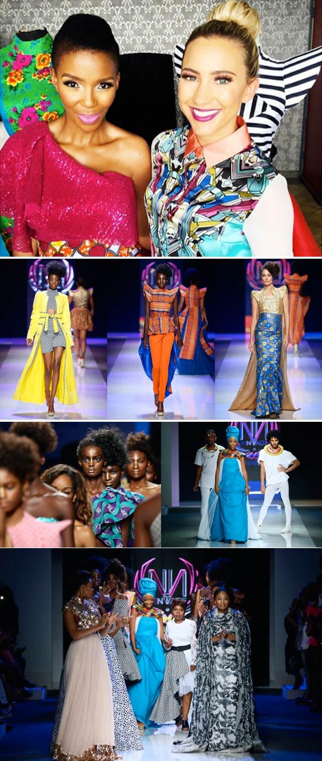 Top Billing Features The Fashion Range Of Nhlanhla Nciza