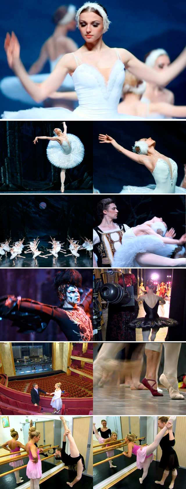 Top Billing meets the St Petersburg Ballet