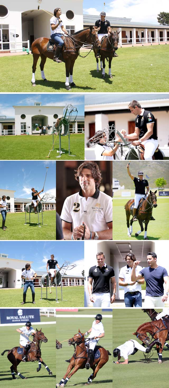 A royal affair at the Polo