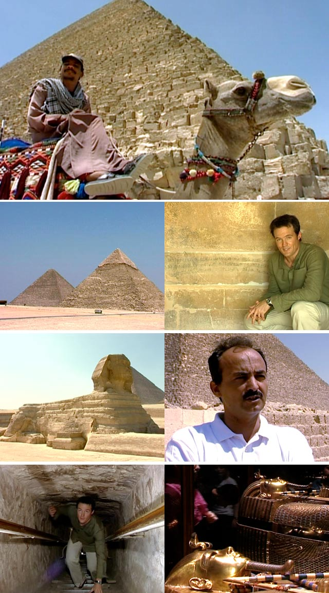 Top Billing explores Egypt