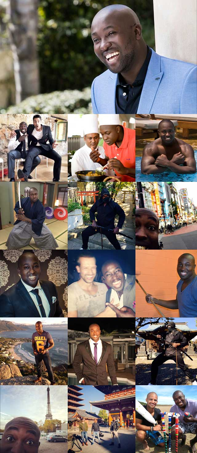 In loving memory of Simba Mhere