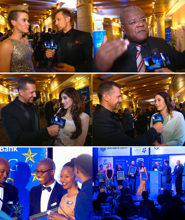 Standard Bank Rising Stars Awards
