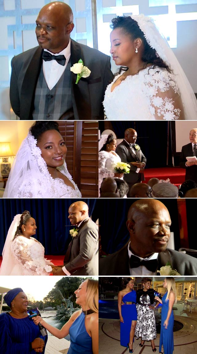 Top Billing features the wedding of Metro FM DJ Criselda Kananda and businessman Siyolo Dudumashe