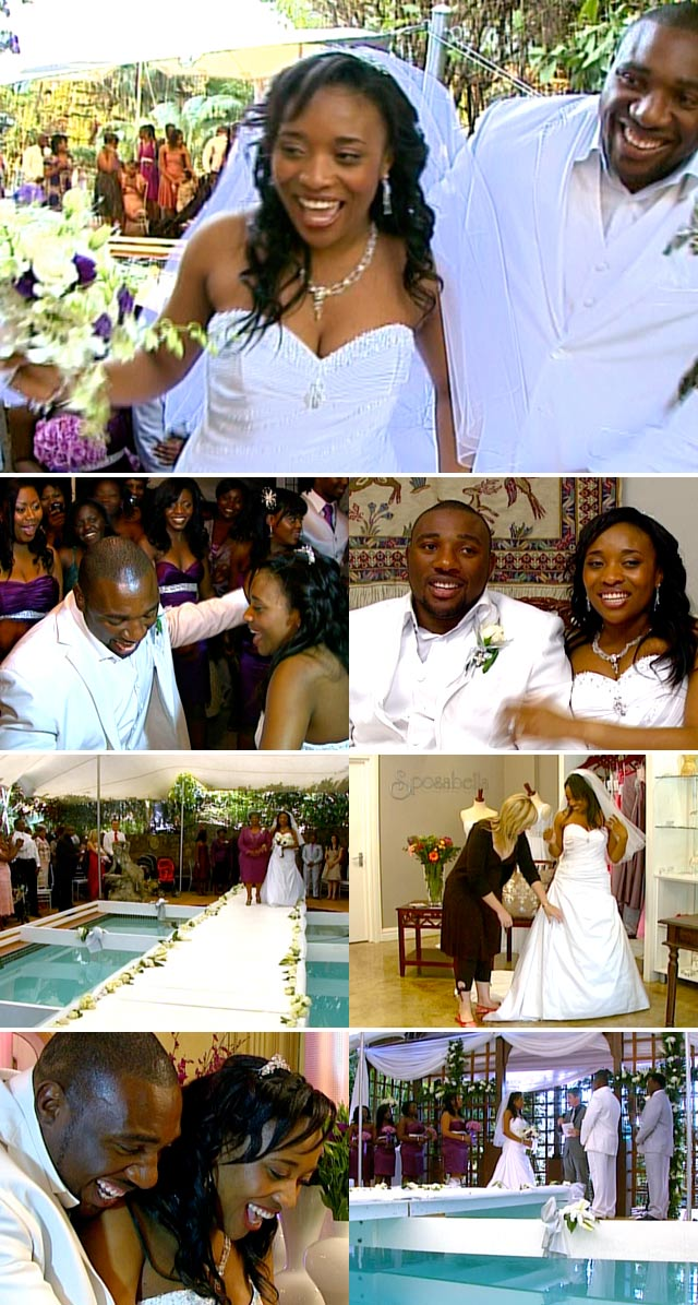 Top Billing features the wedding of rugby legend The Beast