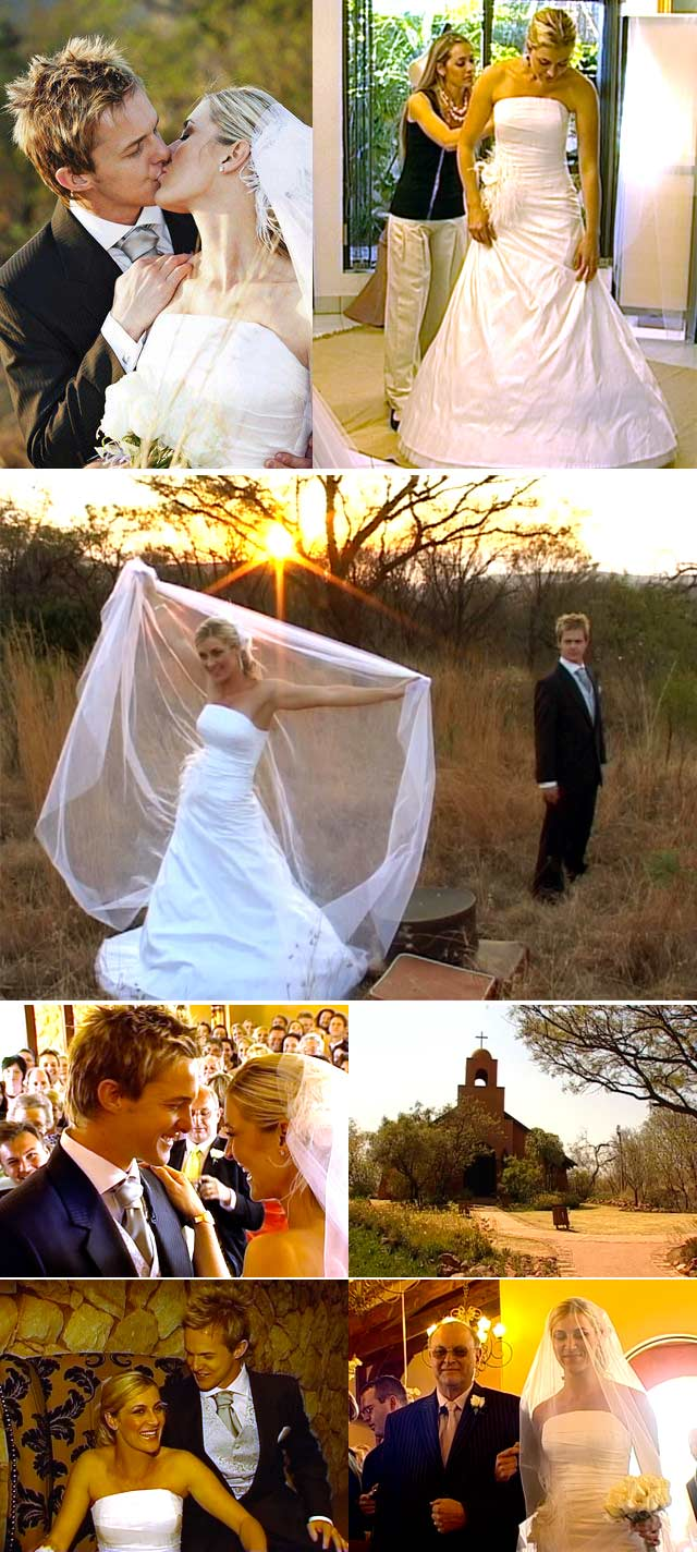 Heinz Winckler weds on Top Billing