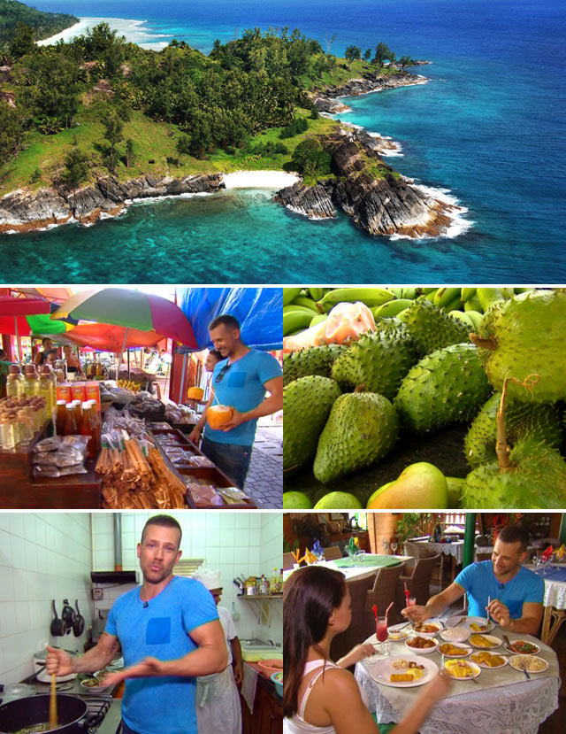Seychelles food on Top Billing