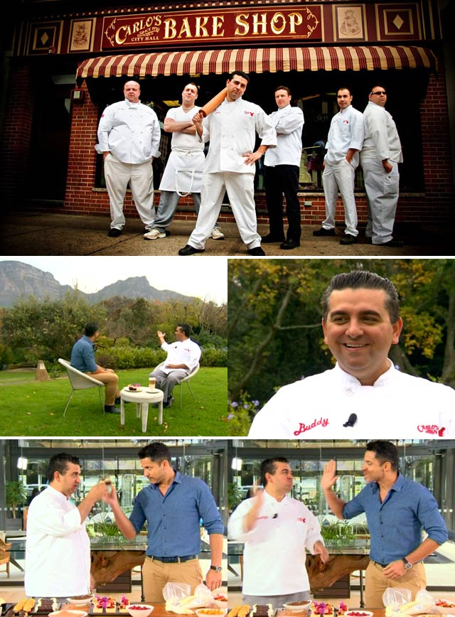 Buddy the cake boss on Top Billing