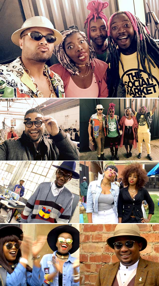 Top Billing features the Fashion Rebels of Tshwane