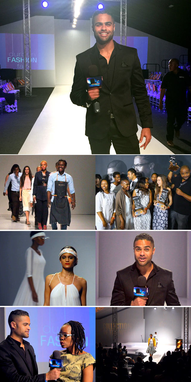 durban Fashion Fair on Top Billing