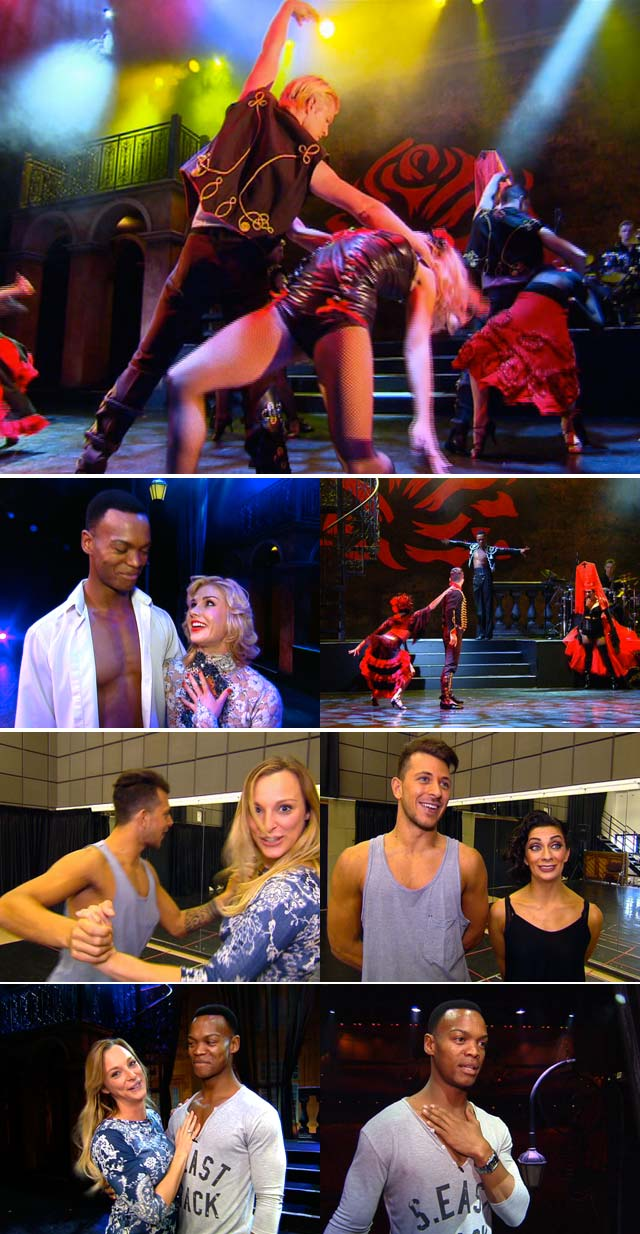 Burn the floor with Johannes Radebe