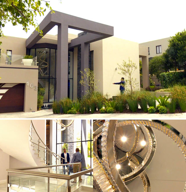 architect Lwazi Khumalo on Top Billing