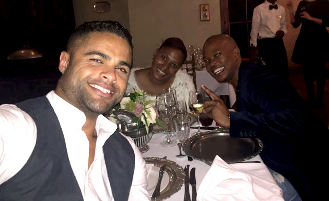Chris Jaftha experiences Standard Bank Private Signature Travel