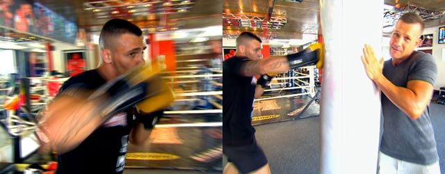 Top Billing gets in the ring with boxing champ Kevin Lerena