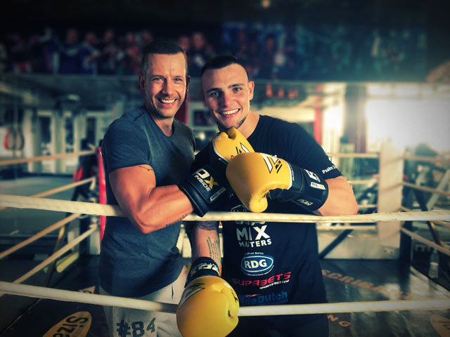 Kevin Lerena on Top Billing