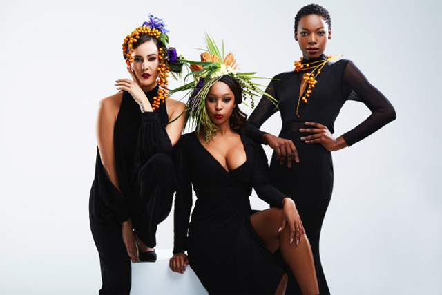 Top Billing goes behind the scenes at the launch of Gert Johan Coetzee latest collection