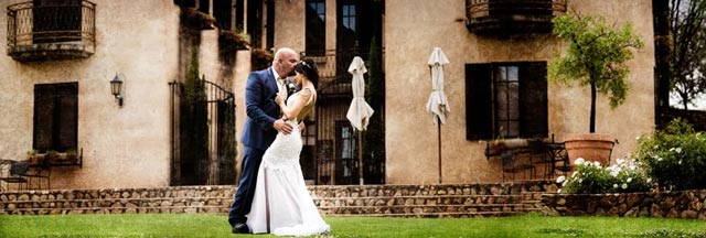 Top Billing features the wedding of fitness champion Catherine Buys