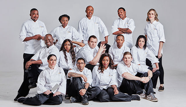 Top Chef South Africa 4