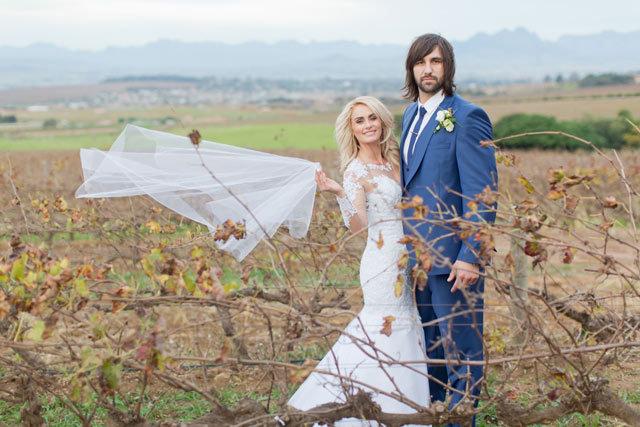 Angelique Gerber wedding on Top Billing