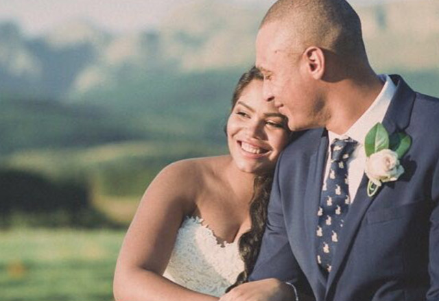 Top Billing celebrates the wedding of Bulls player Travis Ismaiel